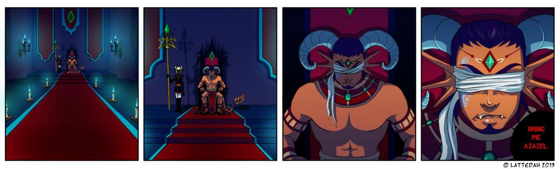 Intro: Demon King Beldiarus