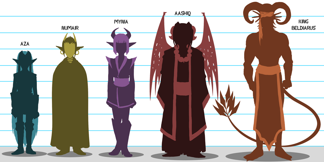 EXTRA: size chart